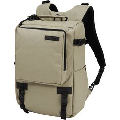 "Pacsafe Camsafe Z16 Anti-Theft Camera and 13"" Laptop Backpack (Slate Green)"