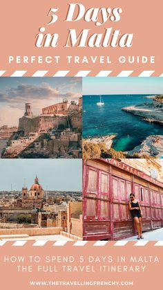 The best travel guide and itinerary to Malta, What to do, see and eat in Malta and Gozo, travel tips and tricks Malta Travel Guide, Best Travel Guides, Travel Tips, Budget Travel, Travel Advise, Travel Ideas, Malta Beaches, Beach Trip, Beach Travel
