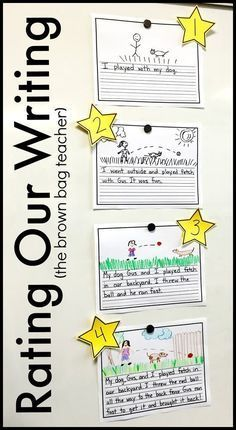 These 9 anchor charts for writing make great graphic organizers for kindergarten, first grade, and second grade. Students will love implementing them in writers workshop! You can also get great mini-lessons out of them! charts second grade Kindergarten Anchor Charts, Writing Anchor Charts, In Kindergarten, Anchor Charts First Grade, Kindergarten Writing Rubric, Writing Goals Chart, Lucy Calkins Kindergarten, Readers Workshop Kindergarten, Writing Strategies