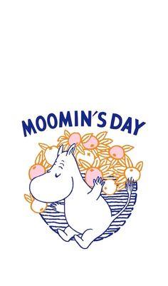 Moomin Wallpaper, Iphone Wallpaper, Les Moomins, Moomin Valley, Baby Posters, Tove Jansson, Unique Wallpaper, Little My, Kawaii Cute