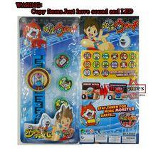 2016 Yo-Kai Montre petit poni jouets YoKai montre pour enfants de projection montre étudiant De Noël cadeau baymax enfant de projection jouet