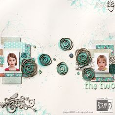 The Two by Riikka Kovasin for Scrap FX