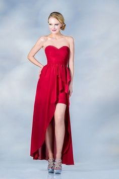 95a6371ce883 longhems.com long-red-dresses-09  longdresses High Low Bridesmaid Dresses