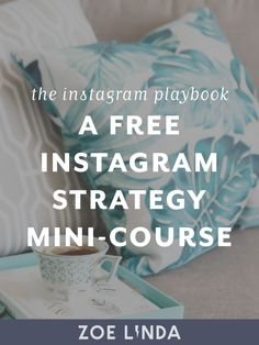 Are you struggling to start your Instagram strategy? In this free email course, you'll learn how to define the purpose of your Instagram account, how to set a great first impression and create and Instagram theme, how to use Instagram hashtags to grow your account, and more! This course is perfect for new bloggers, professional bloggers, small business owners, and creative entrepreneurs! Click through to sign up for free!#digitalmarketing#instagrammarketing#instagramstrategy#freecourse