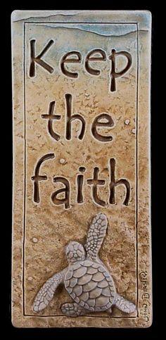 Keep the Faith, you'll make it!