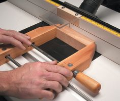 Safer Small-Parts Routing - Woodworking Shop - American Woodworker