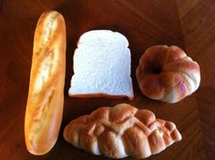 4 jumbo realistic scented kawaii squishies / squishy RARE UK SELLER NEW | eBay