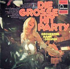 Orchester Hank Cooper - Die Grosse Hit Party (Vinyl, LP) at Discogs