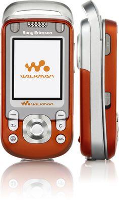 Sony Ericsson W600. Un teléfono GSM 900/1800/1900 con función Walkman