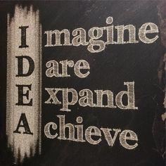 Todas as conquistas começam na cabeça na imaginação com uma idéia com um sonho! Por isso... Sonhe Grande dá o mesmo trabalho de sonhar pequeno mas leva mais longe!!! #ulishop #ulishopblog #arquitetura #arquiteto #architect #instaarch #architecture #archilovers #decor #decoração #design #decorador #designinteriores #inspiração #casa #home #pensamento #sonho #idéia