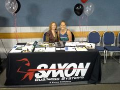 Saxon Business Systems   Wo's Business EXPO   Pinterest