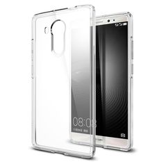 100% Original SGP Huawei Mate 8 Ultra Hybrid Case SGP11848 Premium Crystal Clear Back Cover Cases For Huawei Mate 8