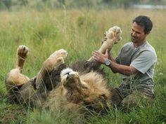 I hope Kevin Richardson saves Lion's from doom.