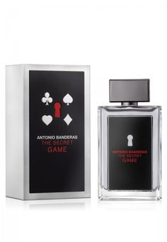 Antonio Banderas The Secret Game Туалетная вода для мужчин 100 мл.