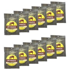All-Natural Pork Jerky Teriyaki Sauce, Barbecue Sauce, Best Jerky, Pork Jerky, Morning Breakfast, Calorie Diet, Saturated Fat, Natural Flavors, Serving Size
