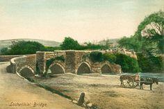 LOSTWITHIEL BRIDGE   Cornwall     ✫ღ⊰n