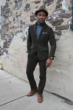 The Three Piece Corduroy Suit : Part I – Men's Style Pro | Menswear Lifestyle Blog & Shop