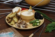 Recepty detail | Sedlčanský Fondue, Camembert Cheese, Dairy, Detail