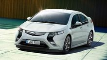 Opel Ampera  (The Chevy Volt in German)