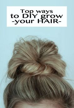 Grow an style your beaufitul hair