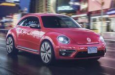 2017 Volkswagen Pink Beetle  Read More:  http://menrideit.blogspot.com/2016/06/2017-volkswagen-pink-beetle.html