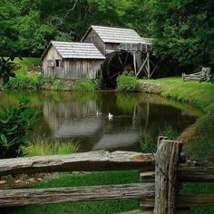 Old Gristmill