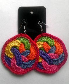 20 Crochet Earrings Ideas