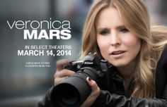 VERONICA MARS the movie!! So excited!