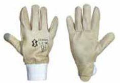 Gants de protection cuir hydrofuge - Code produit: 9011510 - Cliquez sur la photo pour voir la fiche produit