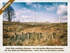 Kunst vom Feld: Windfang – www.kunstvomfeld.de