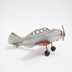 Vintage Favs: Toy Airplane