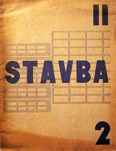 Ladislav Sutnar - Stabva, 1923