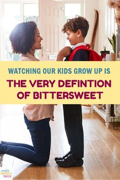 Nothing fills us with quite as much pride mixed with sorrow as watching our kids grow up and become independent. #parenting #growing #kids #love Tears Of Sadness, Tears Of Joy, Natural Parenting, Parenting Advice, Honey Health Benefits, Social Stories Autism, Get Healthy, Healthy Life, Healthy Food