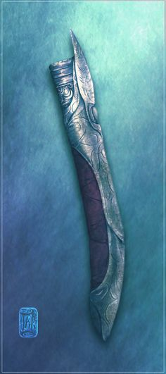 Siaela's Lightsaber by Aikurisu.deviantart.com on @deviantART