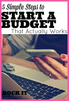 Follow these budgeting tips, and before you know it you will be in command of your finances, and your life!