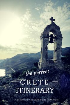 The Perfect Crete Itinerary: Western Crete Top Travel Destinations, Europe Travel Guide, Places To Travel, Travelling Europe, Travel Packing, Greece Vacation, Greece Travel, Travel Couple, Family Travel