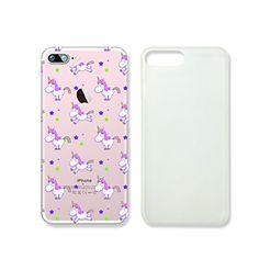 Cute Unicorns Slim Iphone 7 Case, Clear Iphone Hard Cover... https://www.amazon.com/dp/B06XK9F8MK/ref=cm_sw_r_pi_dp_x_gS1XybJ1N3Z74