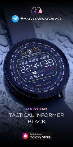 Samsung Galaxy S, Best Watches For Men, Cool Watches, Digital Watch Face, Gear S3, Star Trek Images, Mens Gear, Casio G Shock, Watch Faces