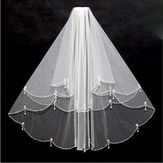 $23.00  -- Read more at the image link.-It is an affiliate link to Amazon. #BridalVeils