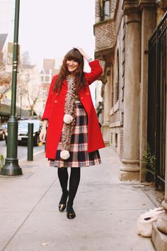 The Clothes Horse: Style Crush: Ashley
