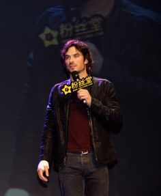 Ian Somerhalder in China - June 12, 2014