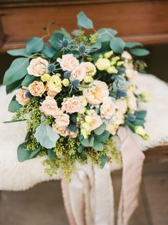 At Knoxville's newest venue, The Quarry, a team of vendors joined forces to bring us this beautiful woodland wedding inspiration. Wedding Ceremony Decorations, Wedding Centerpieces, Wedding Bouquets, Wedding Dresses, Wedding Trends, Wedding Blog, Dream Wedding, Wedding Stuff, Lace Wedding