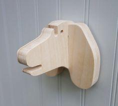 Gancho clave perro Wiener pared colgador para por thejunglehook
