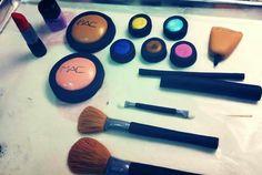 Fondant make up