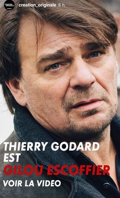 Thierry Godard, T Tv, Love Film, Foreign Language, Good Habits, Spiral, Countries, Tv Shows, Cinema