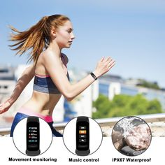Ncknciz Fitness Tracker HR Activity Tracker Color Animation Screen Display with Heart Rate and Sleep Monitor IP67 Waterproof Smart Wristband with Steps and Calorie Counter for Kids Women Men *** Want to know more, click on the image. (This is an affiliate link) Calorie Counter, Heart Rate, Fitness Tracker, Monitor, Sleep, Animation, Display, Activities, Link