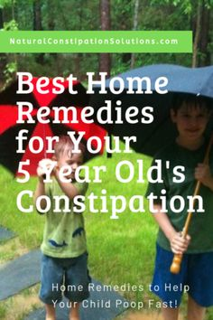 Best Home Remedies to help your 5 year old's constipation so they poop fast How To Treat Constipation, Constipation Problem, Constipation Remedies, Constipation Relief, Natural Calm Magnesium, 5 Year Olds, Natural Solutions, Natural Cleaning Products, Natural Home Remedies