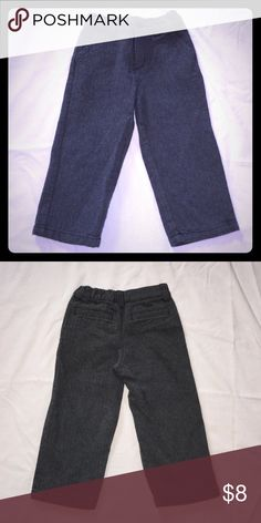 BOYS Gymboree Tweed Pants BOYS Gymboree Tweed Pants in Great Condition Gymboree Bottoms