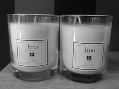 Nuevo producto en John masters organics Madrid, vela aromática 100% orgánica, con cera de soja aroma de limón, Ylang Ylang y bergamota.