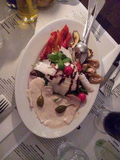 Antipasti im Garbo in München. Lust Restaurants zu testen und Bewirtungskosten zurück erstatten lassen? https://www.testando.de/so-funktionierts